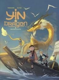 Yin et la dragon T1