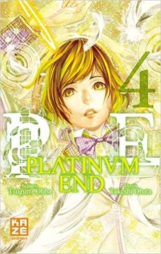 Platinum end t4