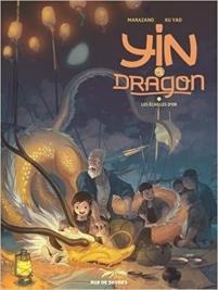 Yin et le dragon T2